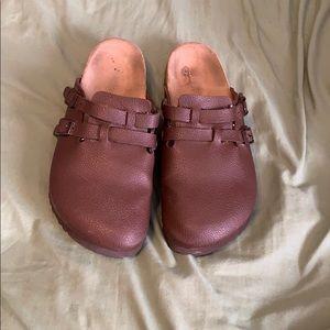 Birkenstock clogs